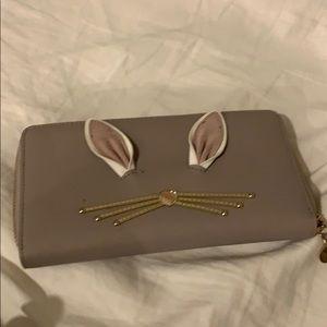 Kate Spade Bunny Wallet
